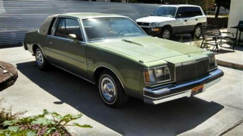 1979 buick grand national buy used 1979 buick regal sport coupe 2 door 3 8l turbo