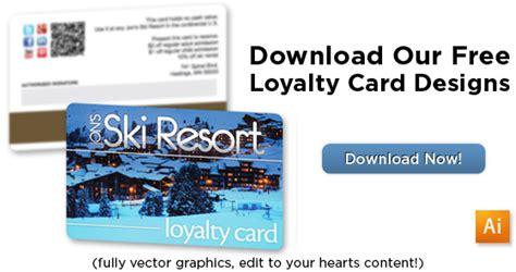 loyalty program card template trustnewsvp