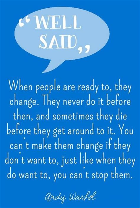 ready  change quotes quotesgram