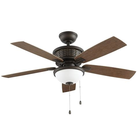 oil rubbed bronze ceiling fan no light westinghouse oasis 48 in indoor outdoor oil rubbed bronze