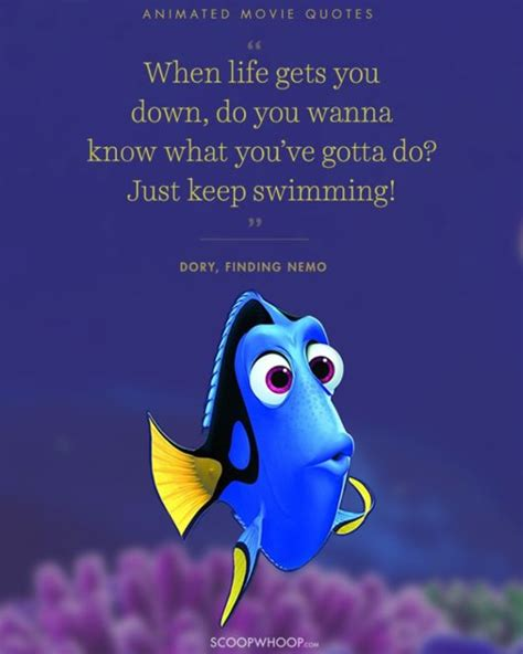 Cartoon Film Quotes | 14 animated movies quotes that are important life lessons