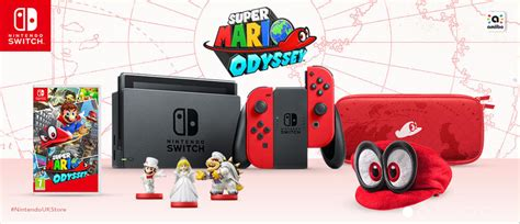 Kaset Nintendo Switch Mario Odyssey new mario odyssey info and goodies revealed switch player