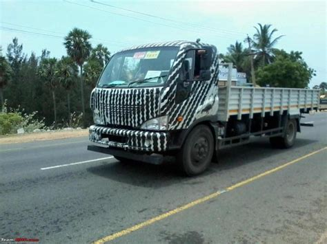 SCOOP! Ashok Leyland's new Avia trucks undergoing tests