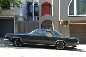 San Francisco Chrysler California Streets San Francisco Sighting 1964