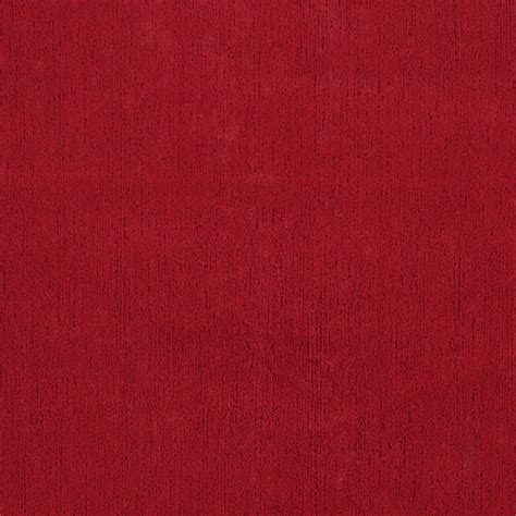 red textured microfiber upholstery fabric by the yard