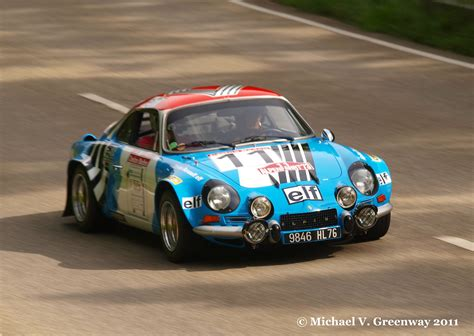renault alpine a110 rally 1973 renault alpine a110 images pictures and videos
