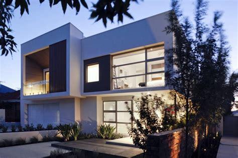 Attractive Contemporary Style Home In Perth Australia Architectural House Design Perth