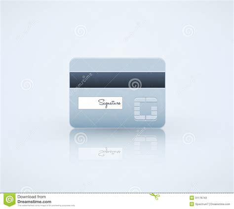 Credit Card On File Template credit card vector icon stock photos image 31176743
