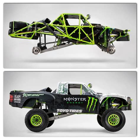baja truck suspension baja truck with and without skin note the