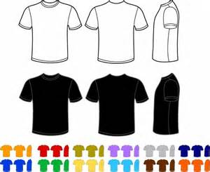 template t shirt cdr t shirt free vector in adobe illustrator ai ai