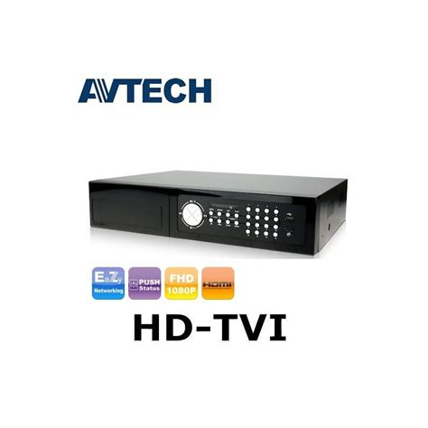 Avtech Dg 1016 16ch hd cctv dvr avt216 gulf protec security system co