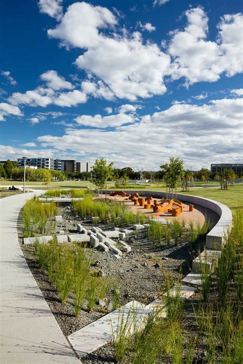 campbell section   landscape architecture works