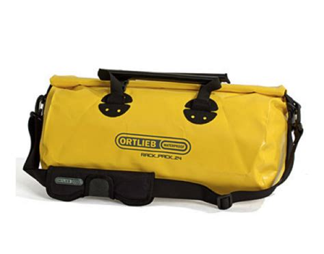 Rack Pack by Ortlieb Rack Pack Travel Bag Expedition Equipment