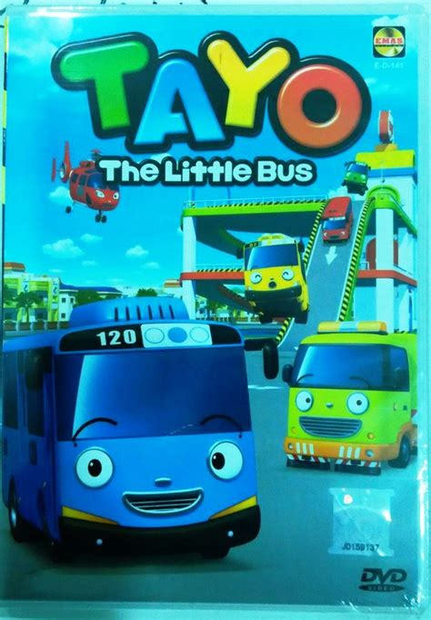 film tayo tayo tayo the little bus season 1 theme song dvd korean