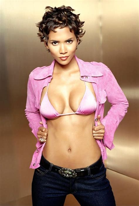 Halle Berry Obviously Not halle berry how can you not she s just so