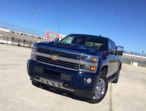 2017 chevy silverado hd duramax everything you wanted to