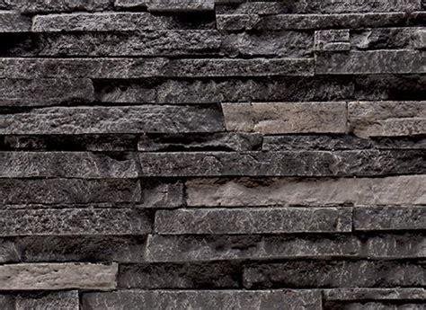 steinplatten wand waterproof polyurethane exterior faux stacked wall