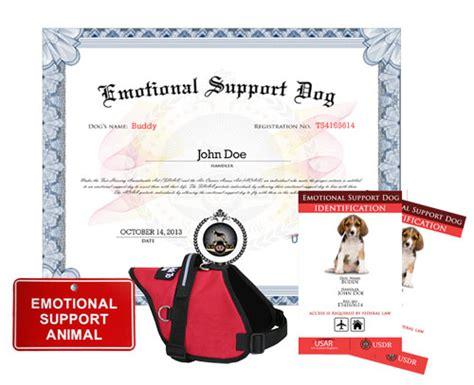 emotional support registration register emotional support 187 us registry