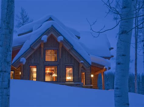 winter mountain house ideas forget winter just hibernate in one of these cozy homes
