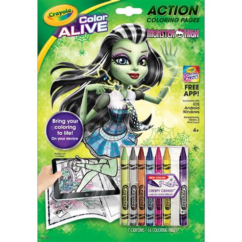 color alive crayola color alive high toys