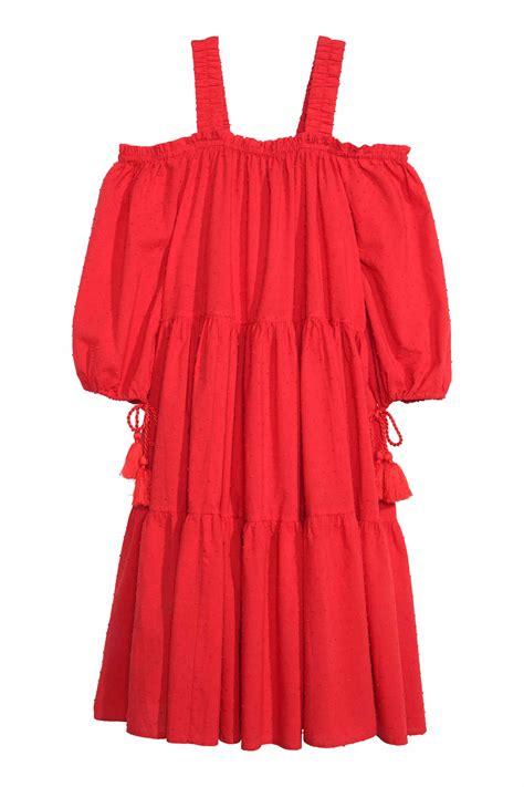 Hm Dress h m maxi dress in lyst