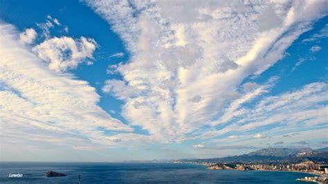 imagenes extrañas en el cielo paisaje cielo azul imagui