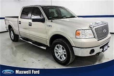 comfortable 4x4 buy used 06 ford f 150 crew cab lariat 4x4 comfortable