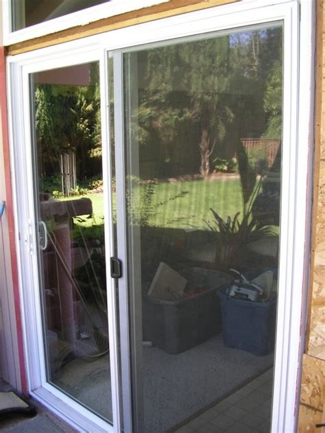 Dual Sliding Glass Doors Dual Pane Sliding Patio Doors Icamblog