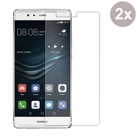 Huawei P9 Screen Protector Tempered Glass pdair 10 huawei p9 tempered glass screen protector