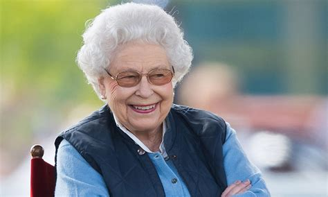 film 240 queen s university the queen pictured looking happiest ever at royal windsor