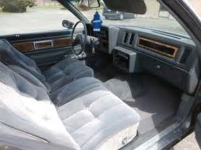1985 buick regal limited coupe 2 door 3 8l for sale photos technical specifications description