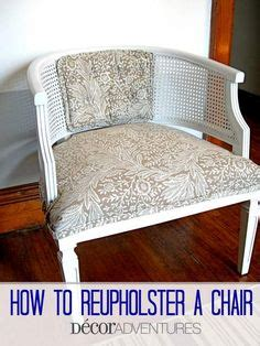 how to reupholster a couch yourself in love chairs and chevron on pinterest