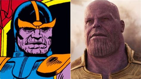 evolution thanos