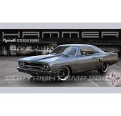 GMP 118 1970 Plymouth Road Runner Hammer LE Of 3000