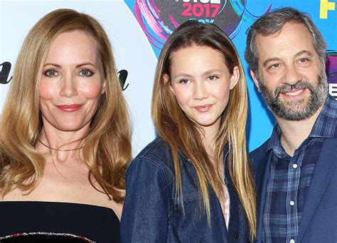 leslie mann daughter actress mini me leslie mann s daughter is the spitting image of her