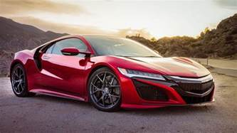 Acura Nfx Is Acura S Nsx Hybrid Supercar Struggling Amid Early