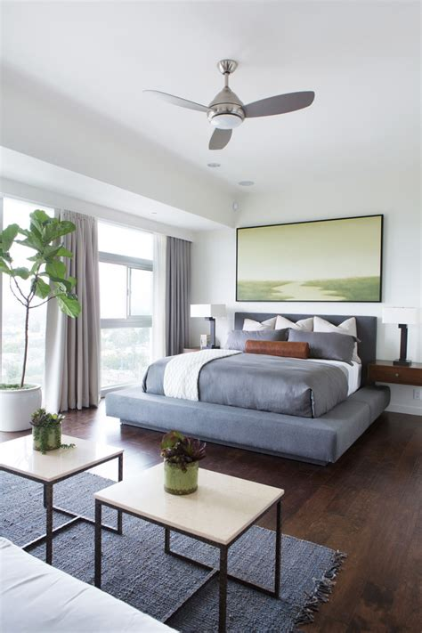 20 beautiful bedrooms with modern ceiling fans bright minka aire ceiling fansin bedroom contemporary with