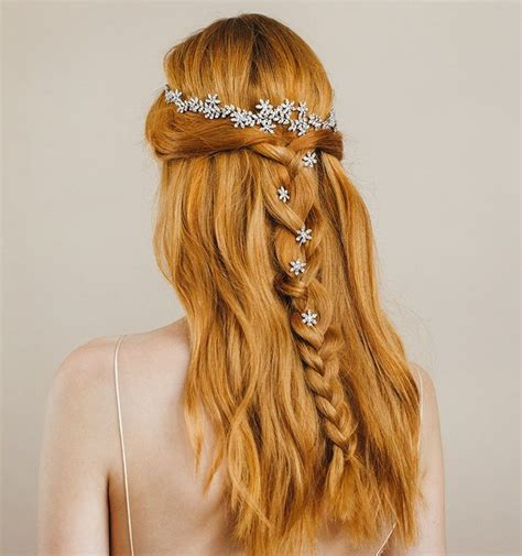 wire cone accessory for updos 168 best boho style hair accessories images on pinterest