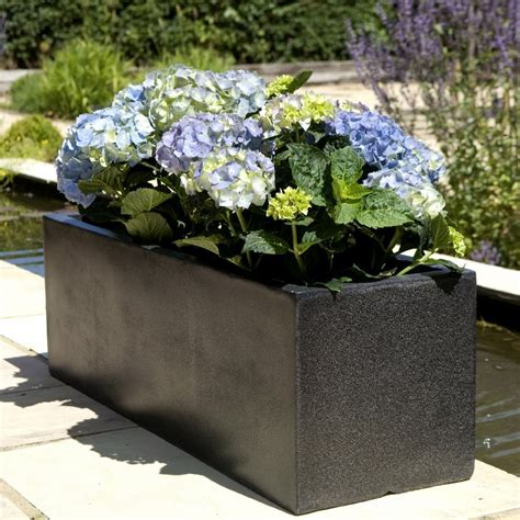 Patio Planters by Patio Planters Plant Ideas The Garden