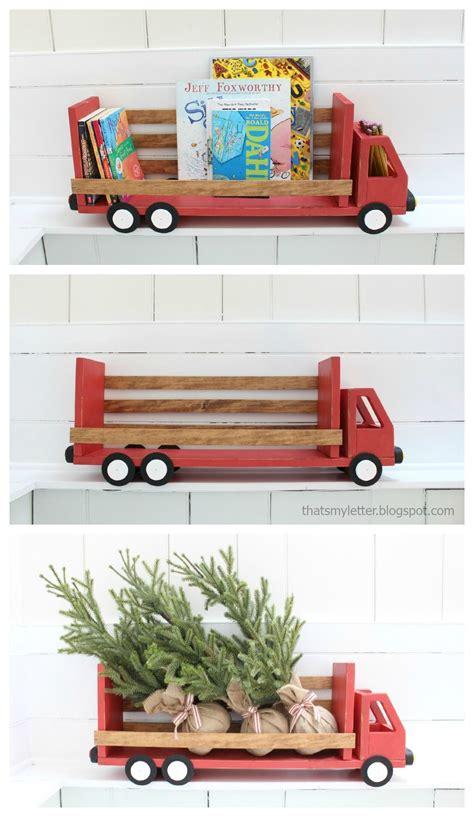 ana white build  truck shelf  desk organizer