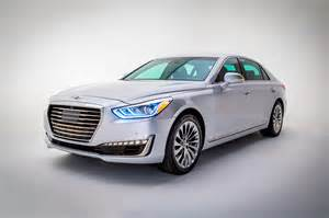 hyundai genesis cars 2017 genesis g90 look motor trend