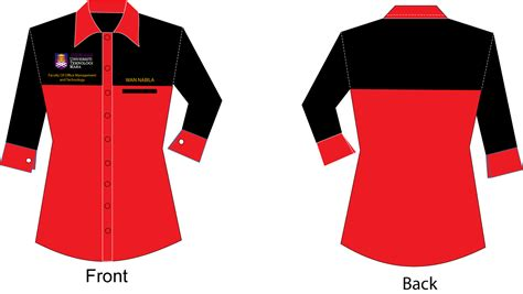 design baju korporat online design t shirt baju korporat uitm iskandar