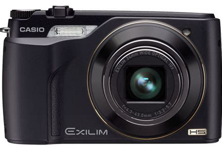 Casios New Exilim Digicams by Casio Exilim Ex Fh100 The Tech Journal