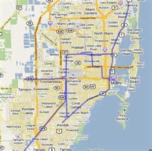Metrorail Miami Map by Pin Miami Metro Rail Map On Pinterest
