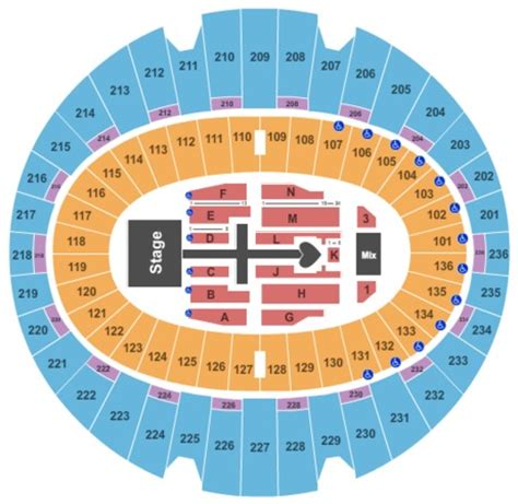 the forum seating capacity the forum tickets inglewood california seating charts