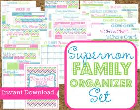 How Can A Single Mom Buy A House by Instant Download Mom Planners Home Organization Printables 30