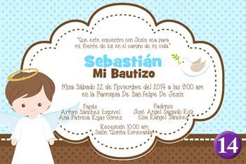 discurso para bautizo de una las 25 mejores ideas sobre invitaciones bautizo ni 241 o en