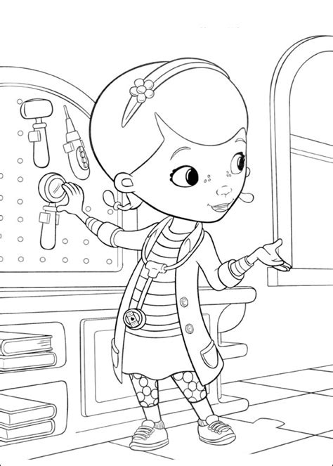 doc mcstuffins toys coloring pages doc mcstuffins coloring pages best coloring pages for kids
