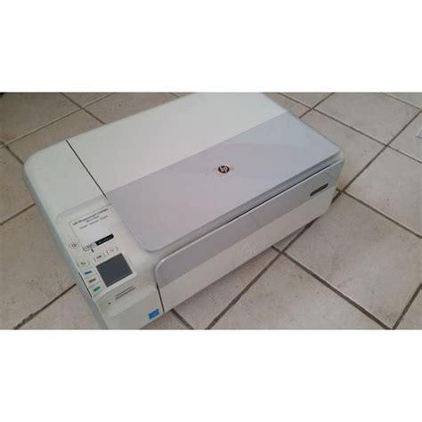 Tinta Printer Hp Photosmart C4580 impresoras en telodoygratis