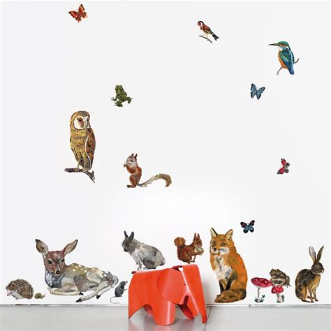 animal wall stickers things we a zoo for your child s bedroom cybex